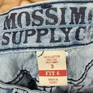Mossimo Supply Co. Shorts - 2 pairs shorts